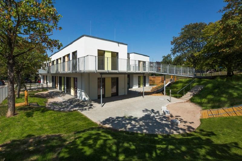 Kindertageseinrichtung S-Weilimdorf _ Architektengruppe KW1