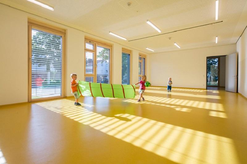Kindertageseinrichtung S-Weilimdorf _ Architektengruppe KW4