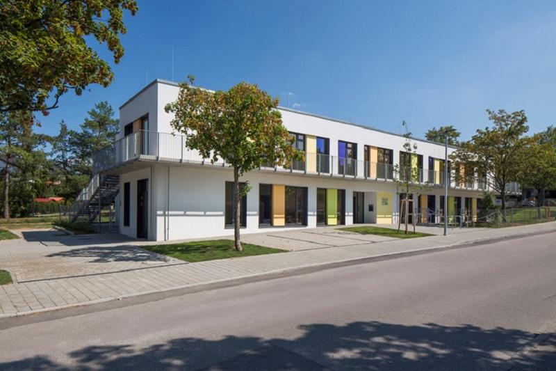 Kindertageseinrichtung S-Weilimdorf _ Architektengruppe KWP