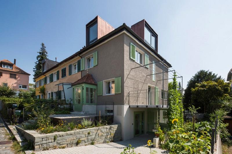 Wohnhaus Zürich _ bauwerkstadt Zürich_01