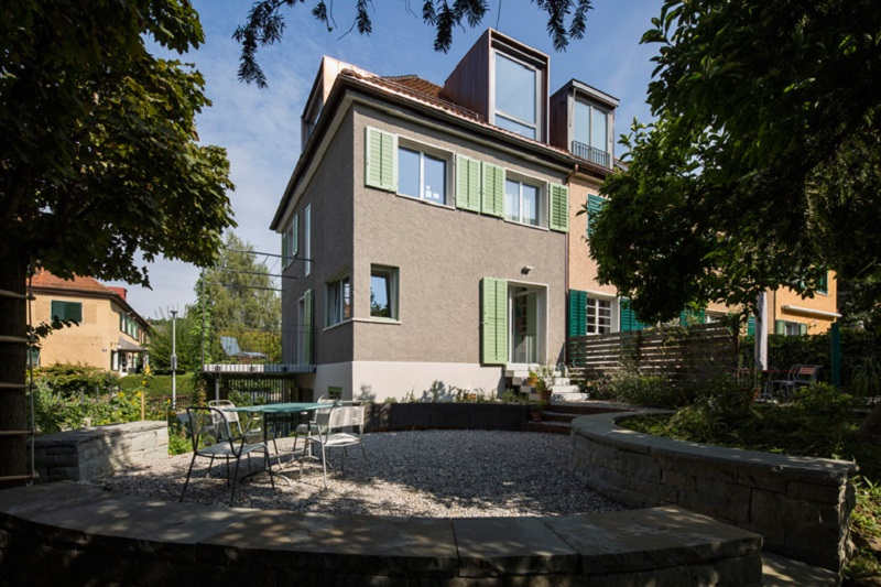 Wohnhaus Zürich _ bauwerkstadt Zürich_02